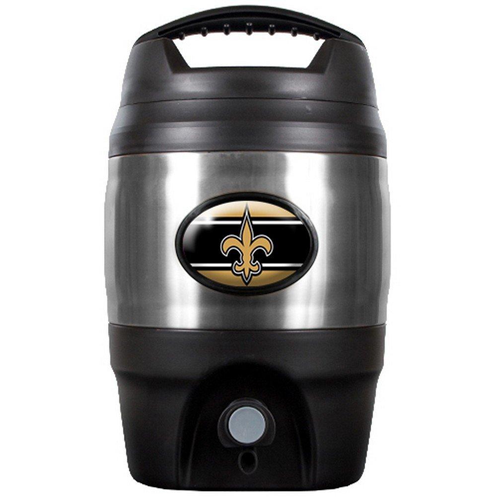 NFL New Orleans Saints Tailgate Keg, 1-Gallon