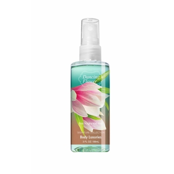 Body Luxuries Brand Dancing Flower scent 88ml Personal Label China Supply perfume spray with beautiful scents