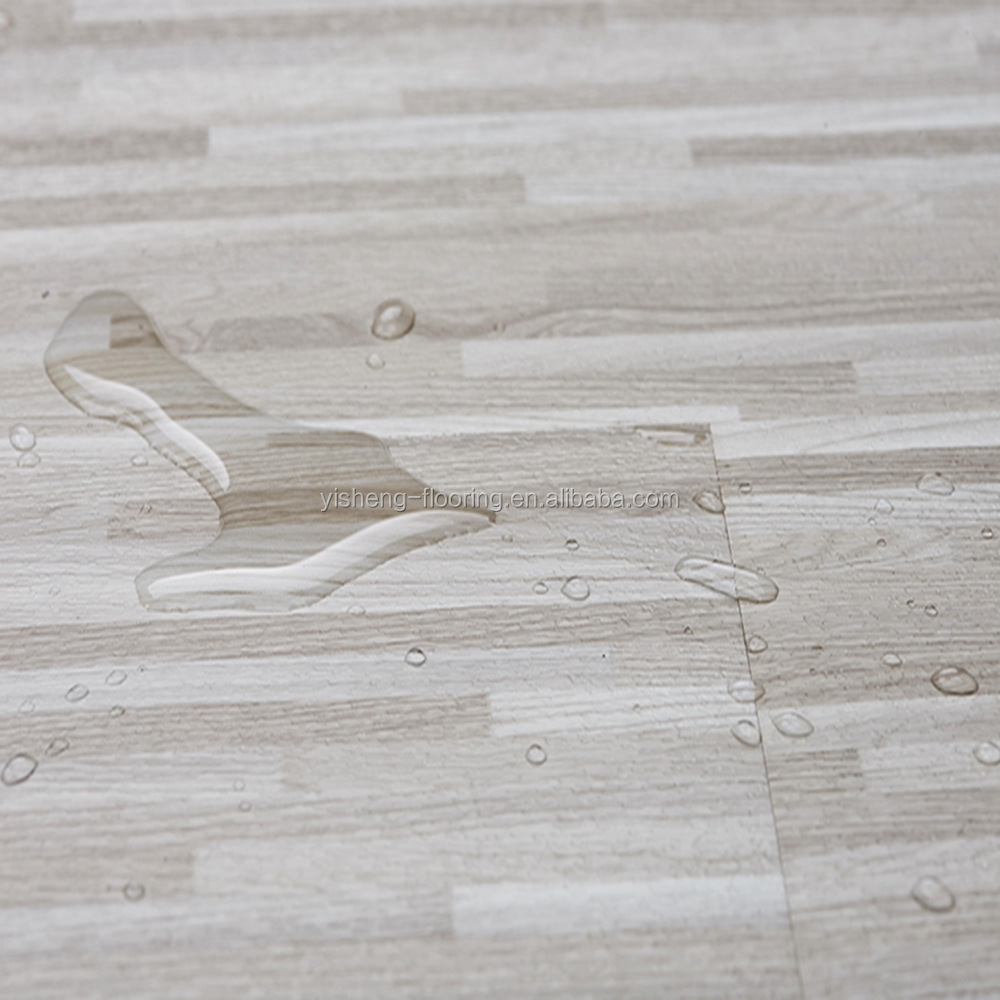 Plastic Materials 6.inx 36.in x4.2mm embossed vinyl flooring
