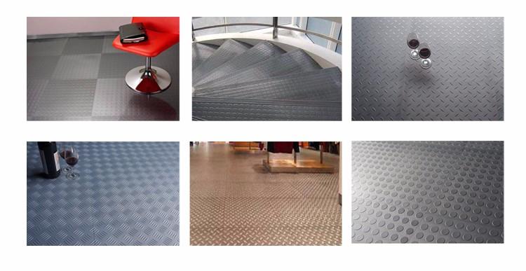 Fußboden Fliesen Aus Kunststoff ~ Heavy duty gute verschleißfestigkeit pvc kunststoff garage