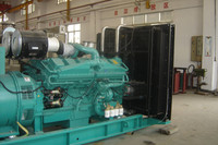 Standard open type of generator with parts for sale
