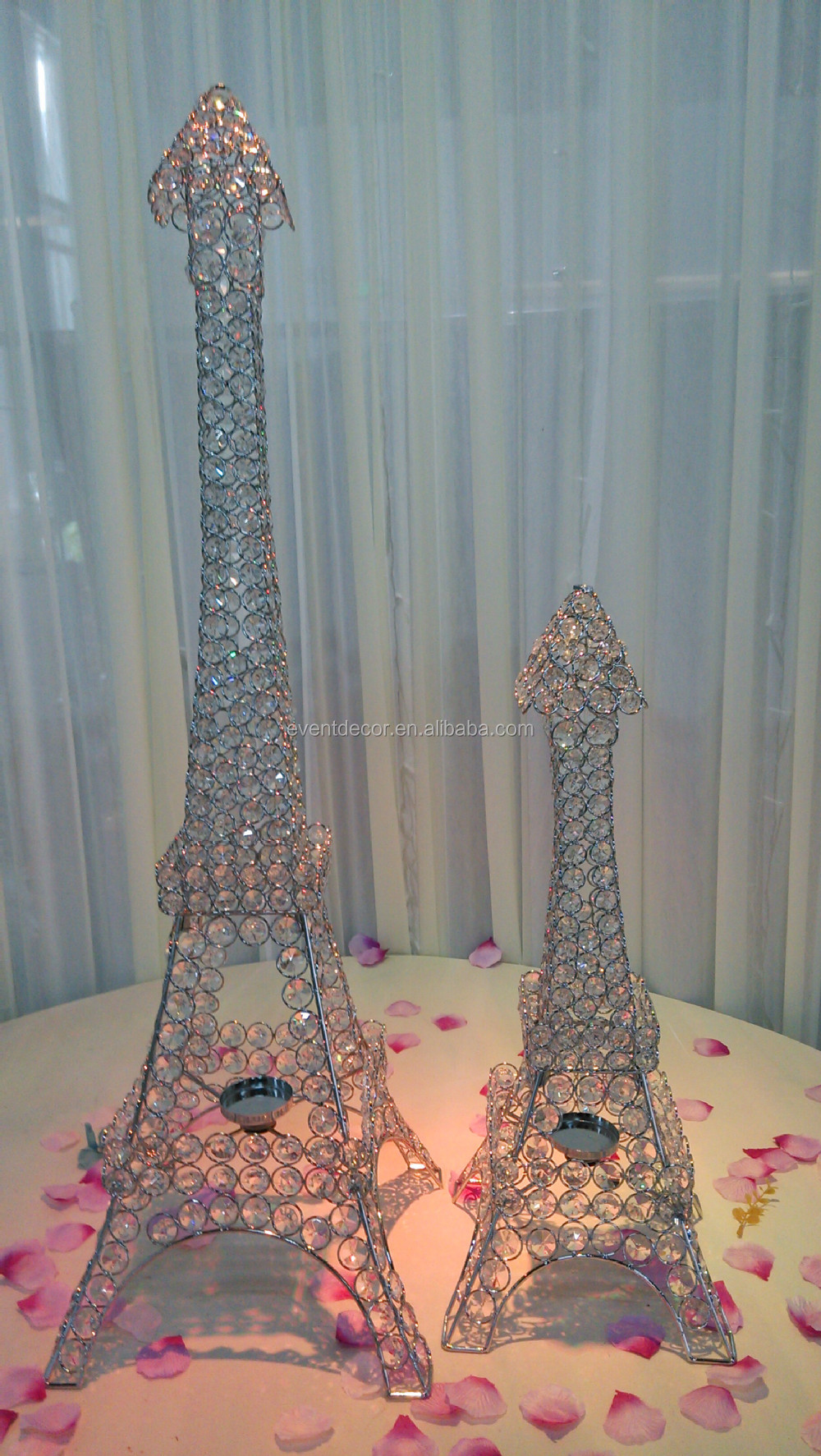New Product Eiffel Tower Centerpieces For Wedding Table Decoration View Eiffel Tower Ouge