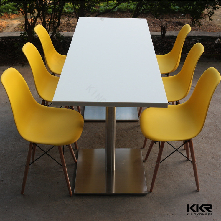Dining Table With Food fast food restaurant dining table set, fast food restaurant dining