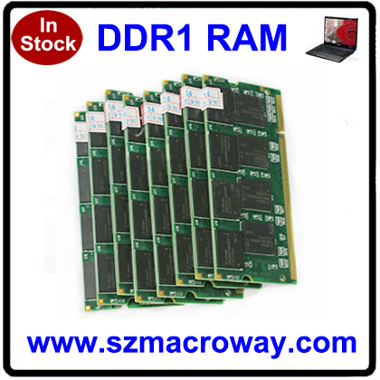 factory High Quality 1gb Ddr1 Ram For Laptop