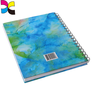 OEM fashion design simple useful low price a5 filler notebook