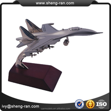 Scale Su-3- diecast fighter plane model with top quality
