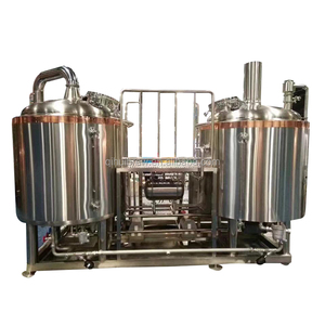 500L mash tun used brewery equipment