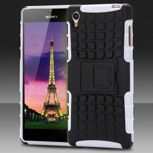 For Sony Xperia Z3 Shock Proof Protective Cases TPU Plastic Hybrid Mobile Phone Case Cover For Sony Xperia Z3 D6603 D6643 D6653