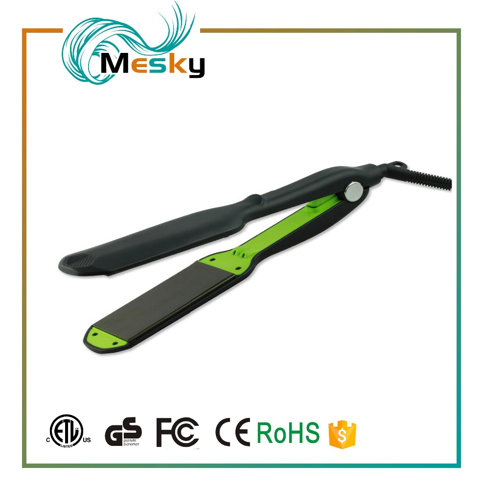 Rational construction low price black titanium flat iron hair straightener prices
