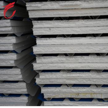 Wholesale Color Steel Sheet Eps Roof Tile Concrete Sandwich Panel - Concrete sheets for tile