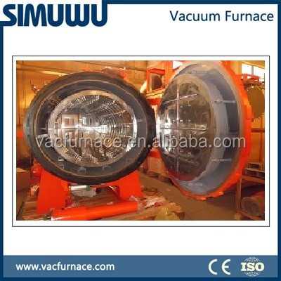 Good Price, High Quality, Vacuum Electric Resistant Furnace for Brazing, Sintering, Annealing and Heat Treat Usage.