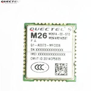 Quectel Module M26 M26FA-03-STD LCC M2M GSM GPRS Module