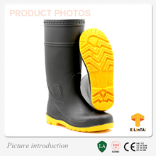 new fashion men's PVC work shoes