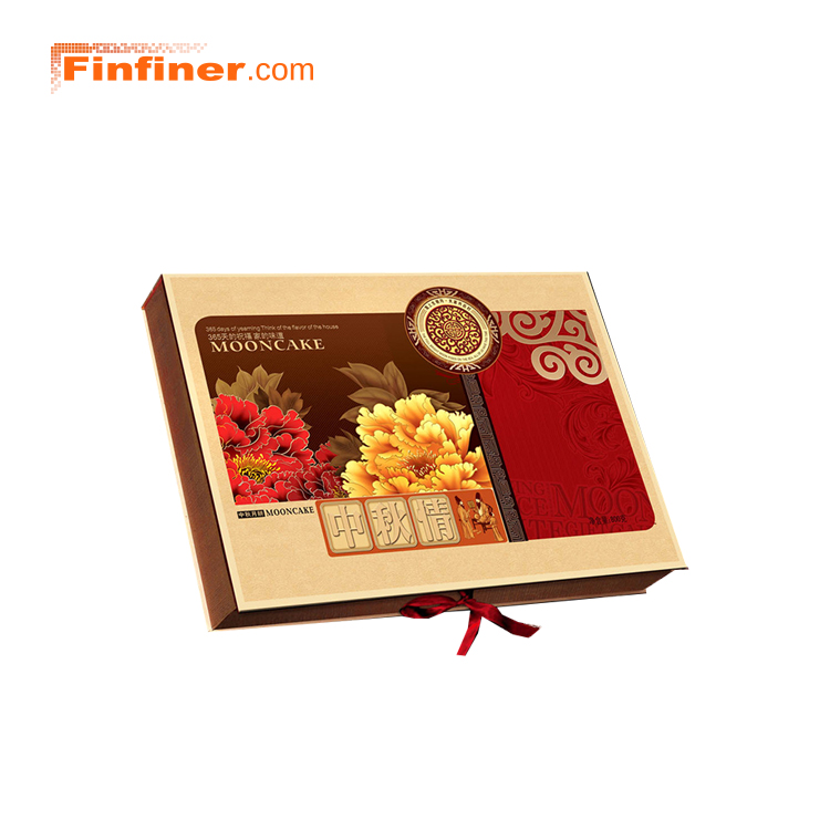 different types gift packaging box for pastry China suppliers