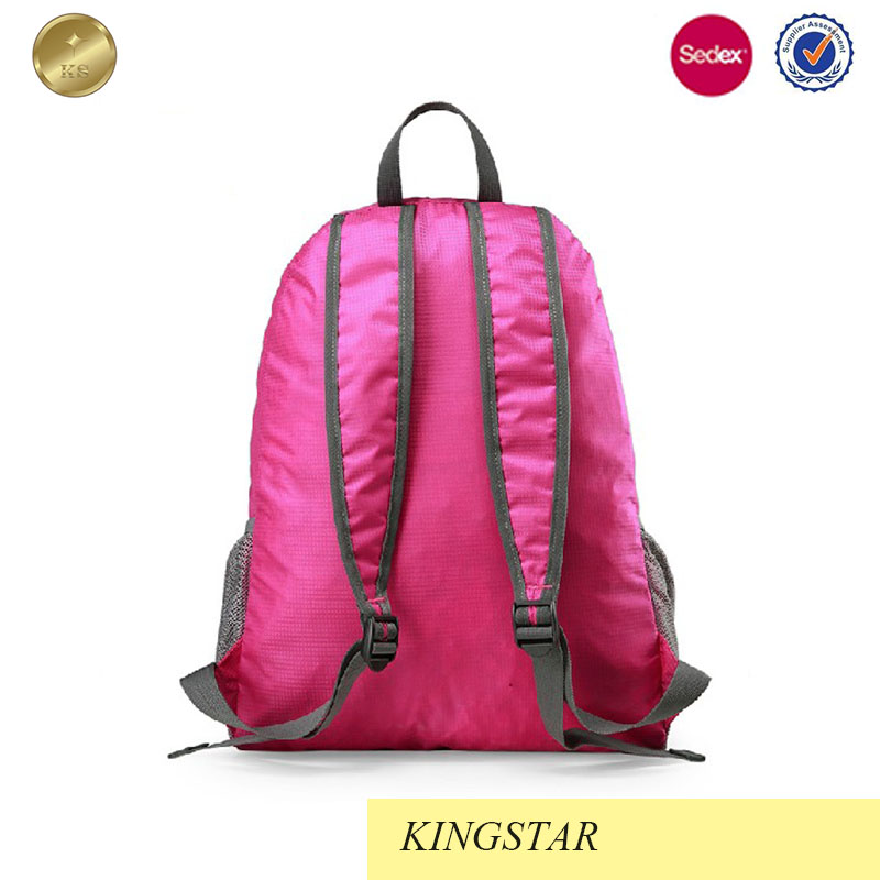 Modern Customized Reusable Nylon laptop backpack