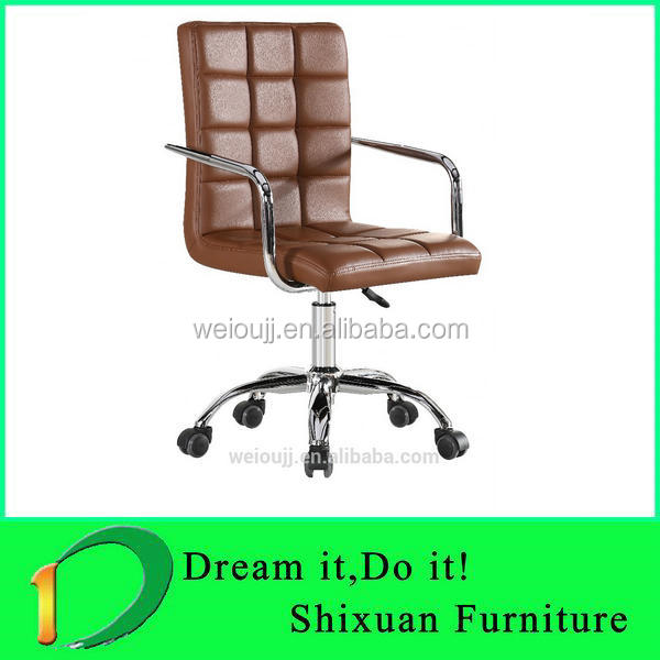 Contemporary high quality rotate lift visito office chair