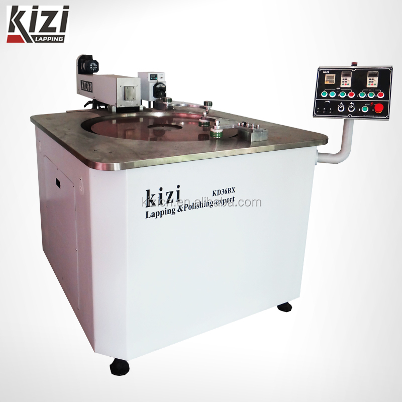 Stainless steel cylinder head flatness polishing machine