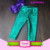 NEW mermaid baby pants Scale Stretch shiny kids leggings soft and comfortable baby leggings