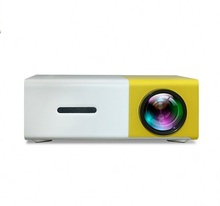 Rechargeable Beam Handheld Kecil Luar Rumah Portabel Pocket Led <span class=keywords><strong>Mini</strong></span> <span class=keywords><strong>Proyektor</strong></span> YG300