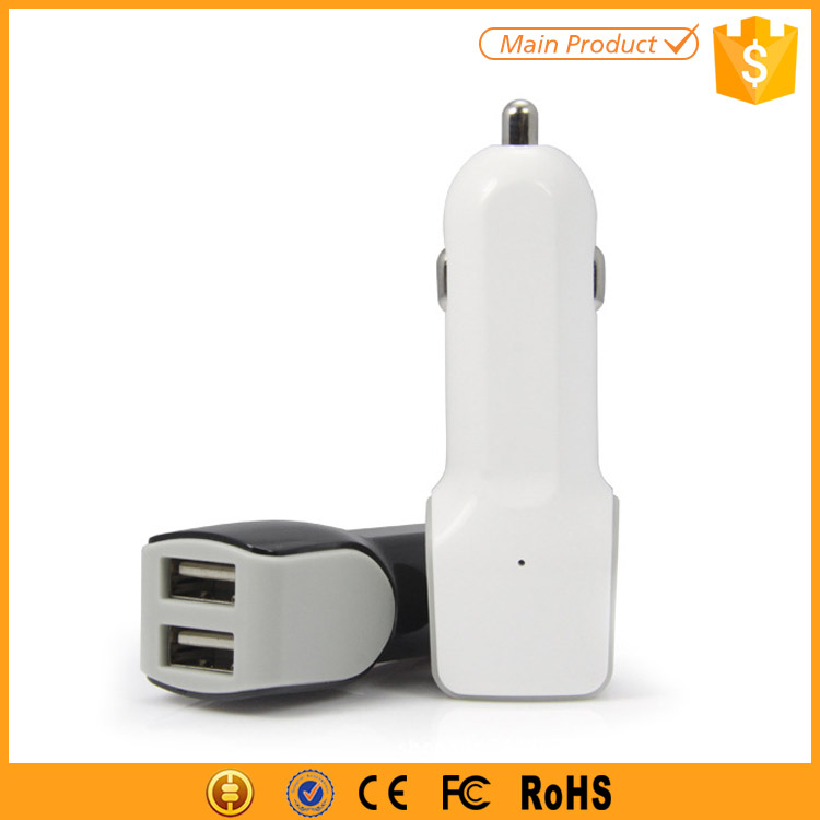 Mobile Phone Quick Charge 3.0 Car Charger Adapter for htc one m7 Micro USB