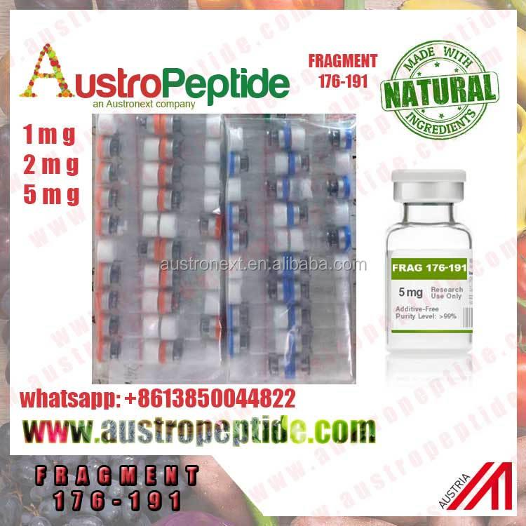 Hgh Fragment 176-191 + Cjc1295 Blend Peptide // Hgh 176 191 Mod Grf1-29  10mg Peptide // Hgh Frag 176 Cjc 1295 Dac 4mg - Buy Cjc1295 Hgh Fragment