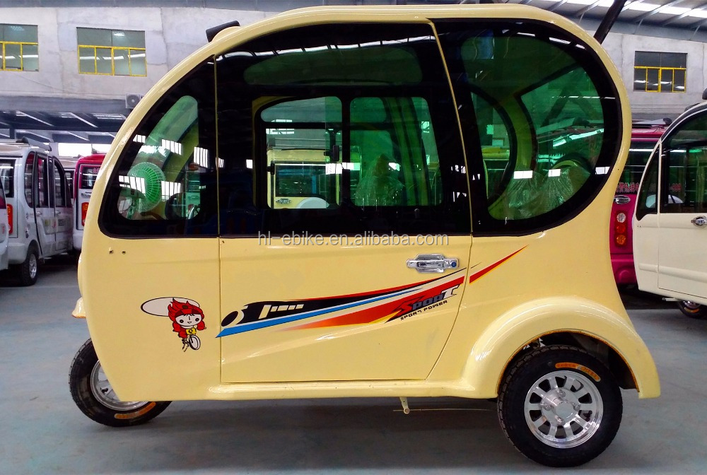 2016 new model of smart e auto passengers rickshaw tricycle/trike motorcycles/cyclomotor 21000024