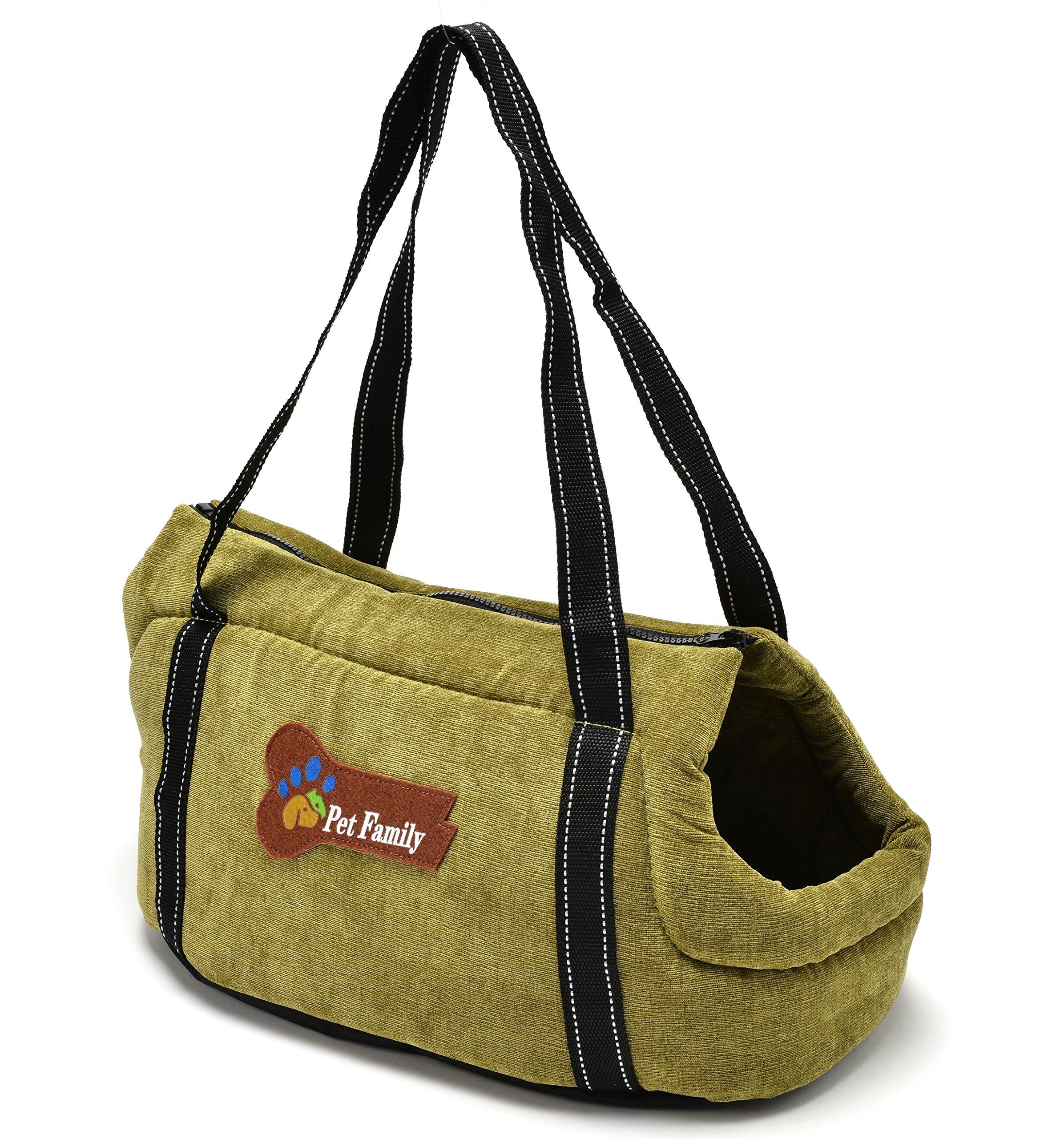 22401ad3c1 Get Quotations · Pet Cat Dog Carrier Travel Tote Shoulder Soft Bag Purse