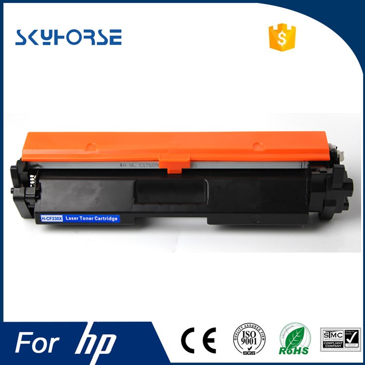 High Capacity Compatible Black Toner Cartridge CF230X 30X for HP M203DN M227FDN