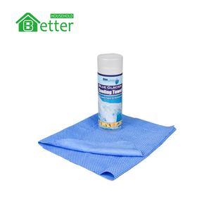 Compressed PVA cooling towel Super soft indoor/outdoor chamois Mould proof cleaning towel
