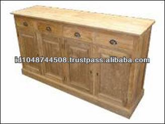 Mobili In Legno Riciclato : Mobili in legno riciclato bonificata mobili in teak a buffet buy