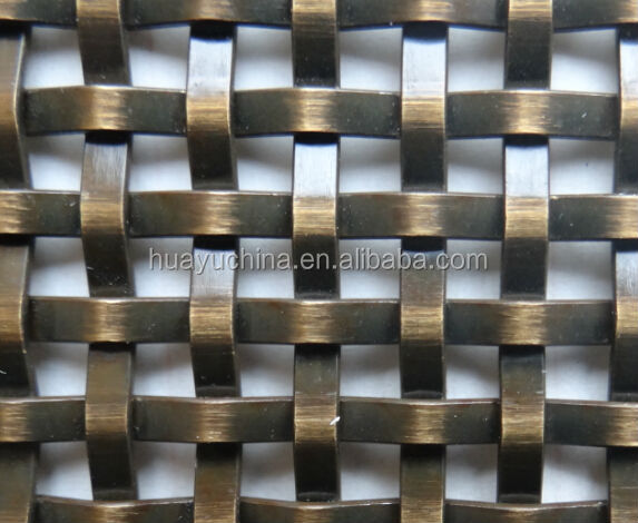 Cabinet Door Wired Screen Mesh Grilles - Buy Antique Brass Mesh ...