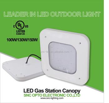 Snc 150w Led Canopy Light Gas Station Light 150w High Lumen Canopy ...