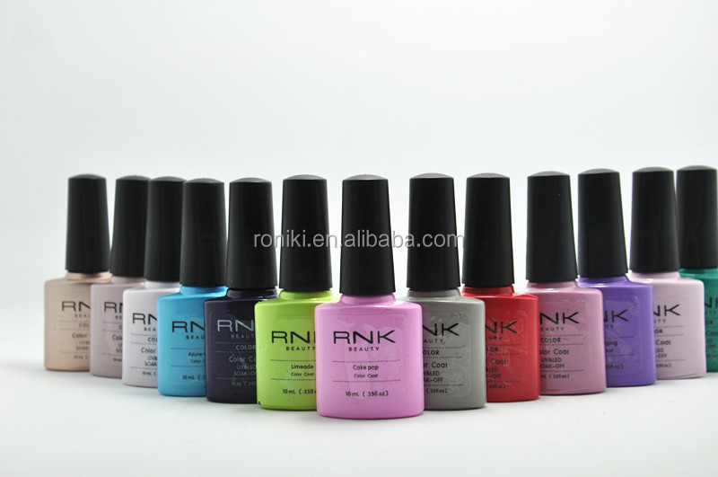 Rnk Nail Gel Polish Lots Of Bright Color Bargain Price High Quality ...