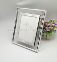 metal photo frame with glass photo frame 4*6
