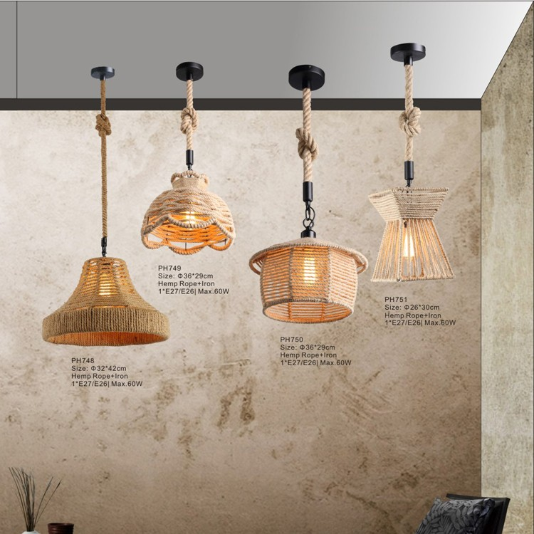 Diy Ceiling Light With Ul Decorative Hanging Rope Pendant Light Coffee Shop Lights Buy Shop Hanging Light Ul Ceiling Light Decorative Pendants