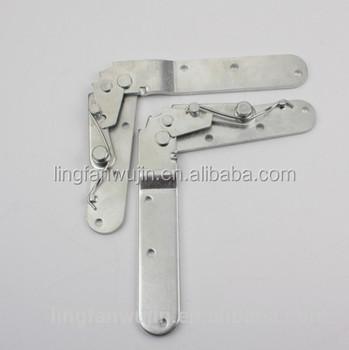 Click Clack Sofa Bed Backrest Folding Hinge Metal Sofa Bed Backrest