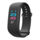 Bluetooth Wristband Fitness Tracker Watch Activity Bracelet with Calorie Sleep Monitor Touch Screen For Iphone Samsung
