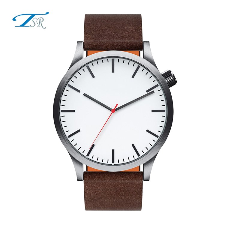 hot sell Individuality silk printed face zinc alloy metal watch fancy foreign trade watch
