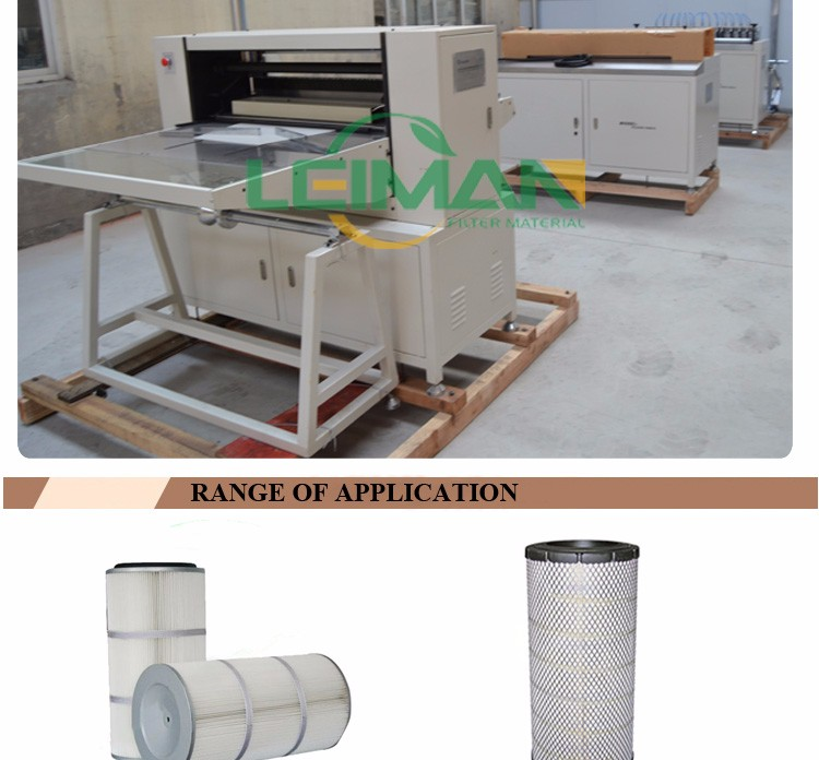 Truck Air filter making machine car air filter making machine