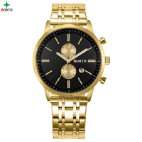 Cheap price Original japan movt quartz PC32 stainless steel case back watch for sale