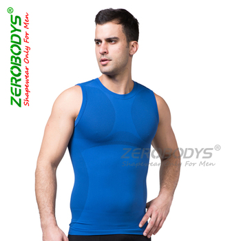 09d06b9a78b6c Wholesale Slimming Tummy Men Body Shaper Vest
