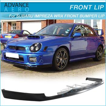 2002 subaru wrx sti front bumper