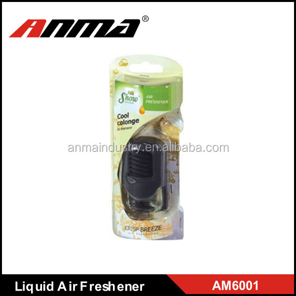 Top quality Promotional Liquid car air freshener Car Air Freshener