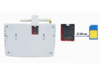 Saful GSM-5080 GSM wireless intelligent security alarm system