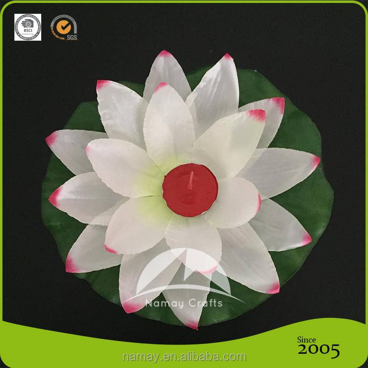 Biodegradable Floating Water Lotus Paper Lantern