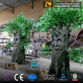 MY DINO-APS020 Shopping Mall Talking Speaking Tree Simulated Tree Sculptures