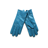 Custom fashion men cheap leather hand gloves