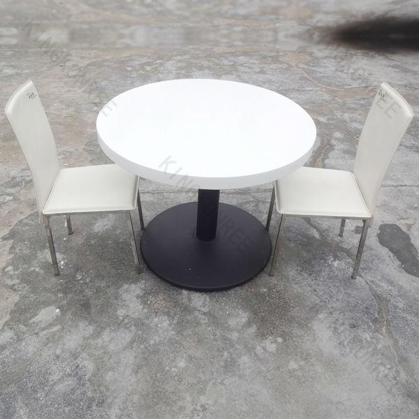 moderne hoogglans goedkope ronde eettafel en stoelen eettafels product ID 1898605983 dutch