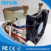Inventory new intel P4 478 SaiYang D copper Asus2 thermotube CPU Fan radiator