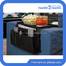 6 Pocket Organizer for Chair Arm Sofa Storage Bags